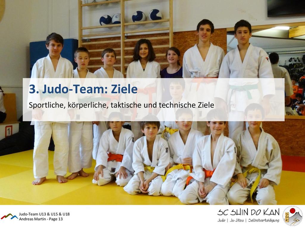 Andreas Martin - Page 13 3. Judo-Team: Ziele Sp...