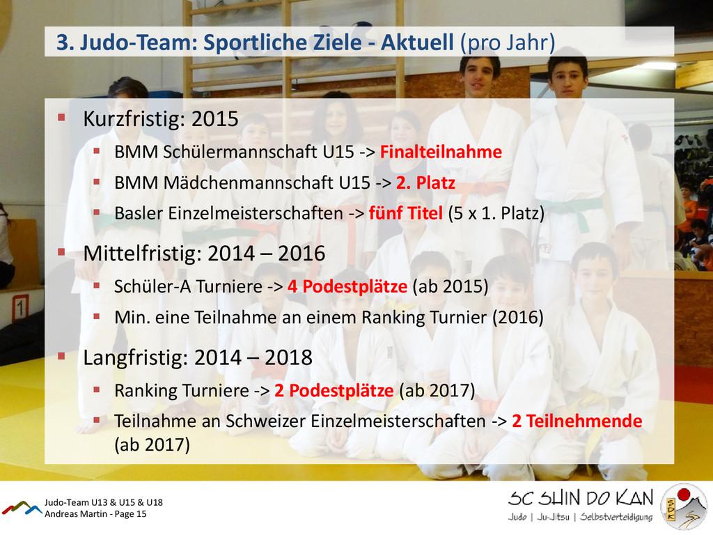 Andreas Martin - Page 15 3. Judo-Team: Sportlic...