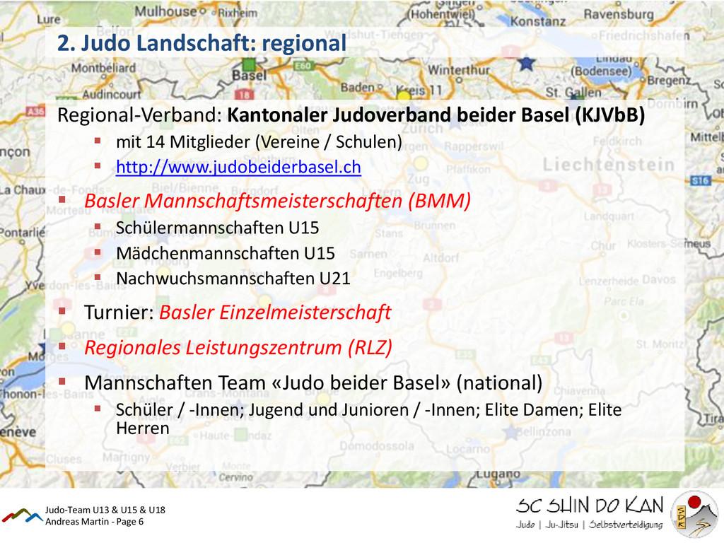Andreas Martin - Page 6 2. Judo Landschaft: reg...