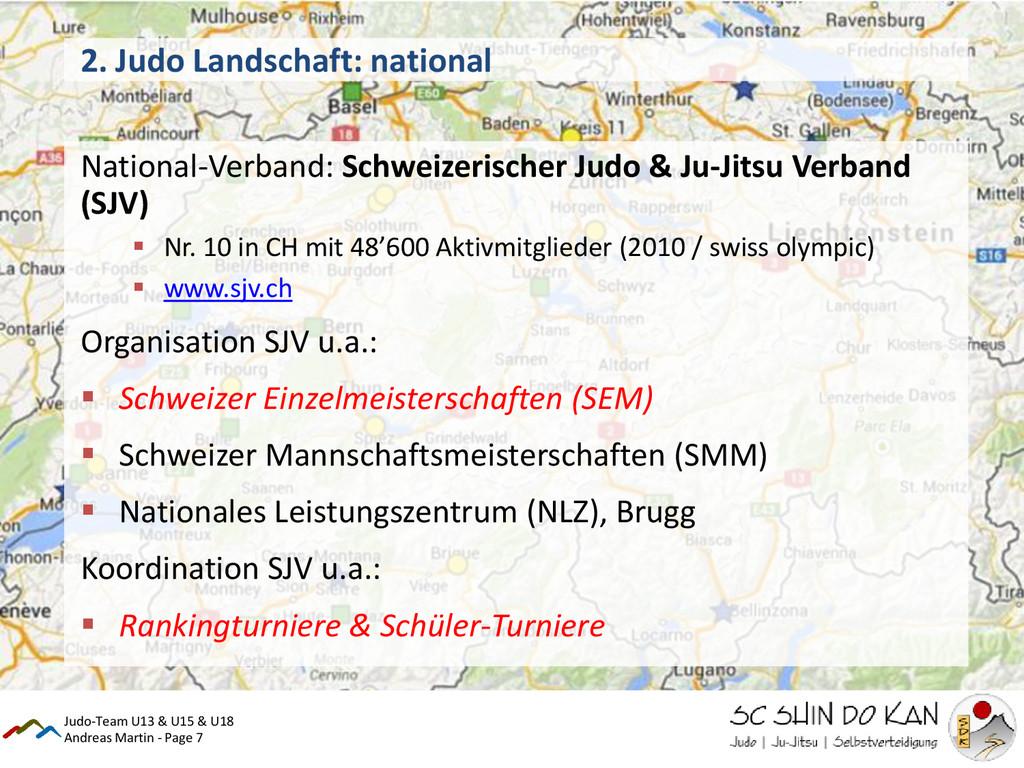 Andreas Martin - Page 7 2. Judo Landschaft: nat...