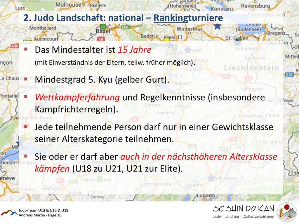 Andreas Martin - Page 10 2. Judo Landschaft: na...