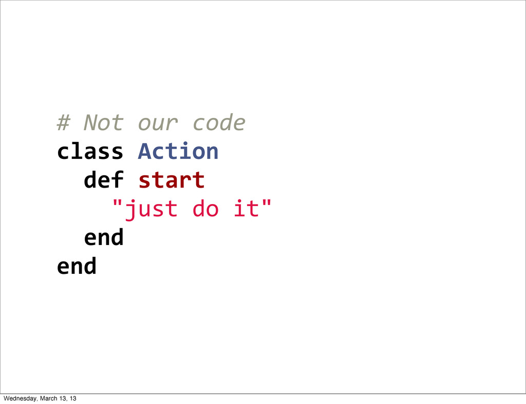 #	