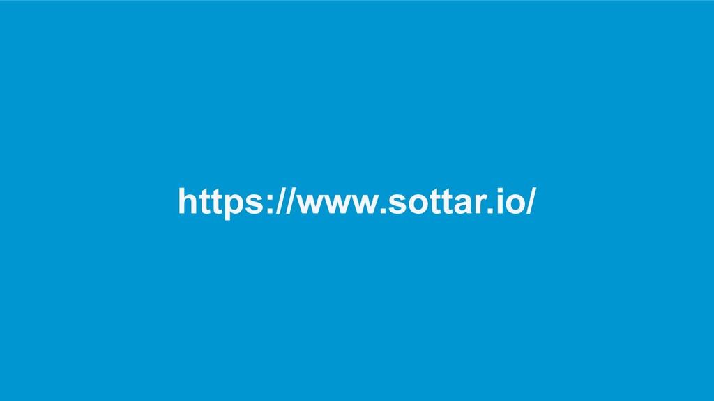 https://www.sottar.io/