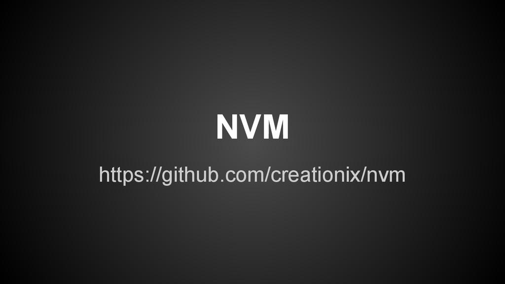 https://github.com/creationix/nvm NVM