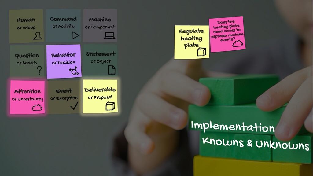 Implementation Knowns & Unknowns Attention or U...