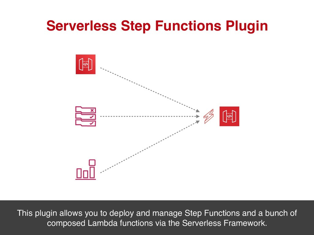 Serverless Step Functions Plugin This plugin al...