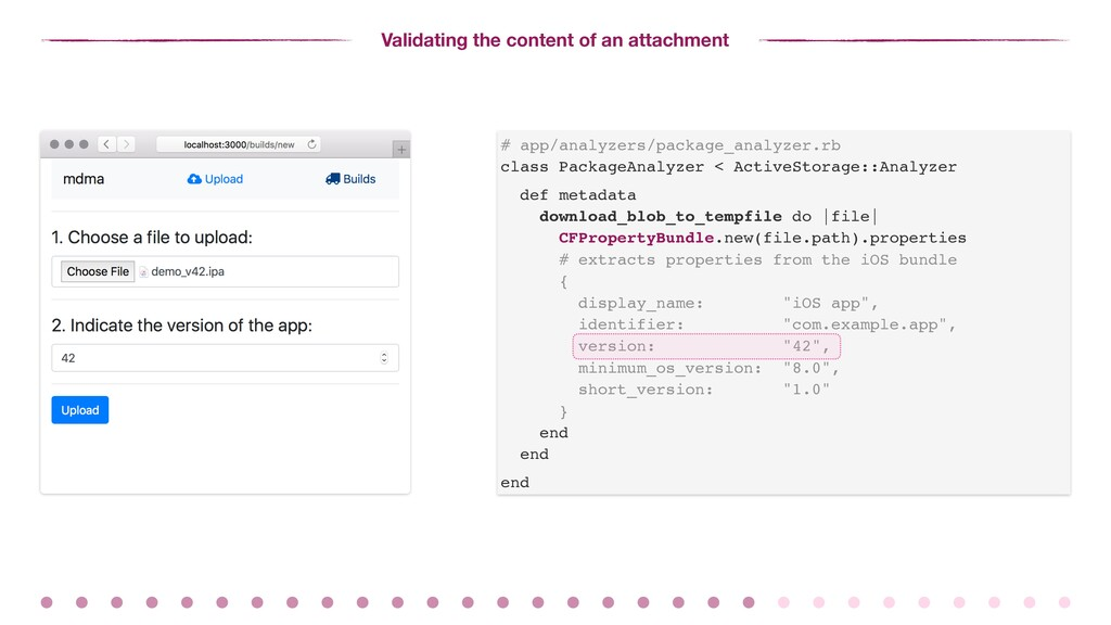 Validating the content of an attachment # app/a...