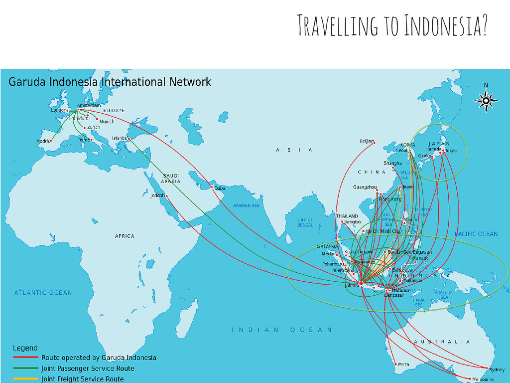 Travelling to Indonesia?