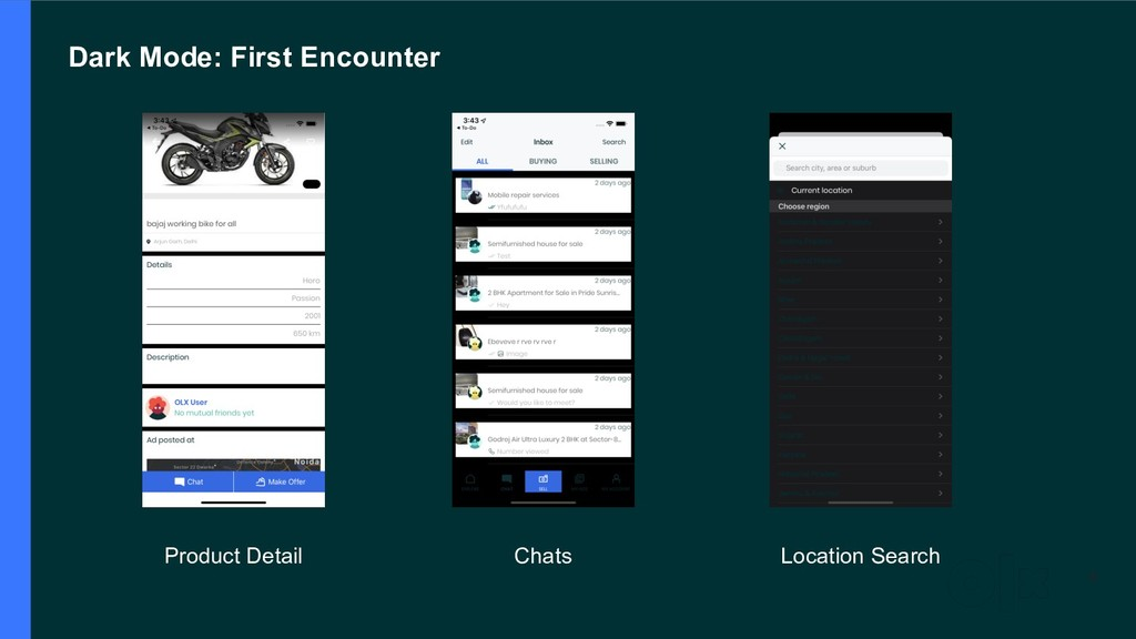 Dark Mode: First Encounter !4 Product Detail Ch...