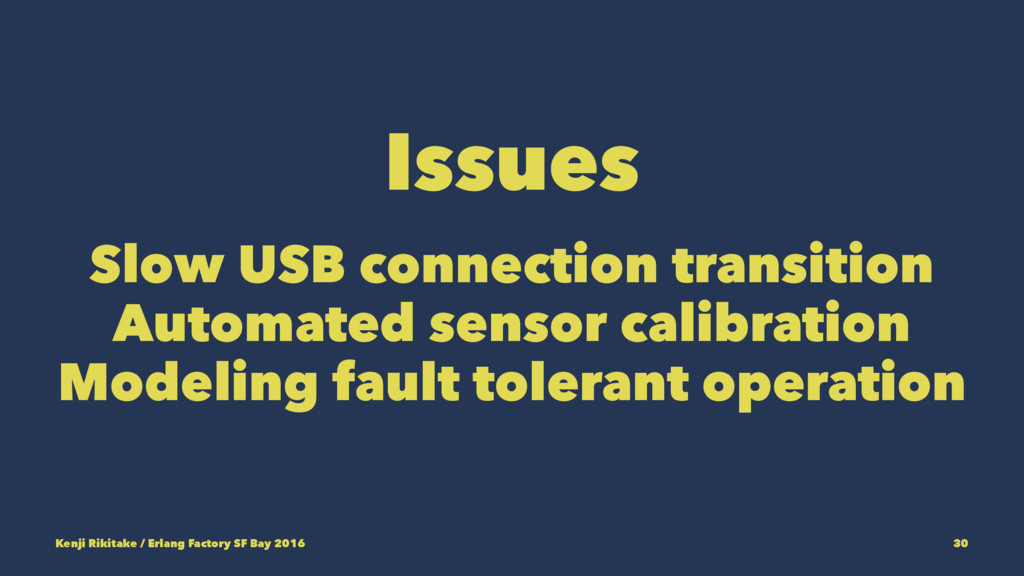Issues Slow USB connection transition Automated...