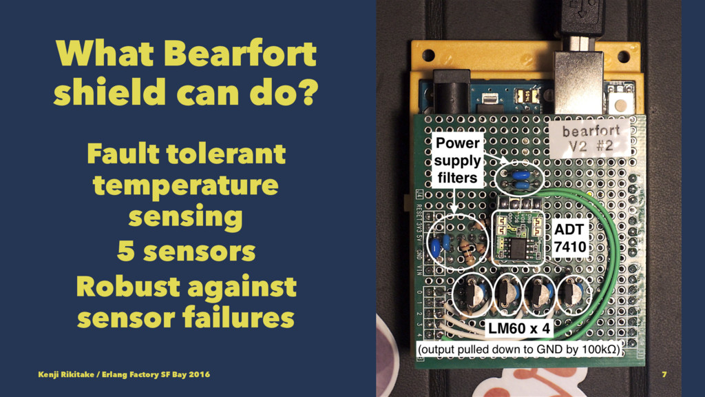 What Bearfort shield can do? Fault tolerant tem...
