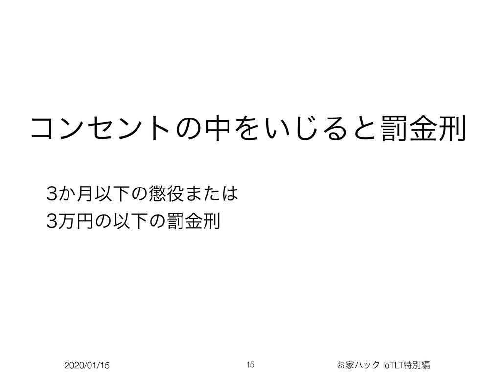 2020/01/15 ͓ՈϋοΫ IoTLTಛผฤ ίϯηϯτͷதΛ͍͡Δͱേۚܐ ͔݄ҎԼ...