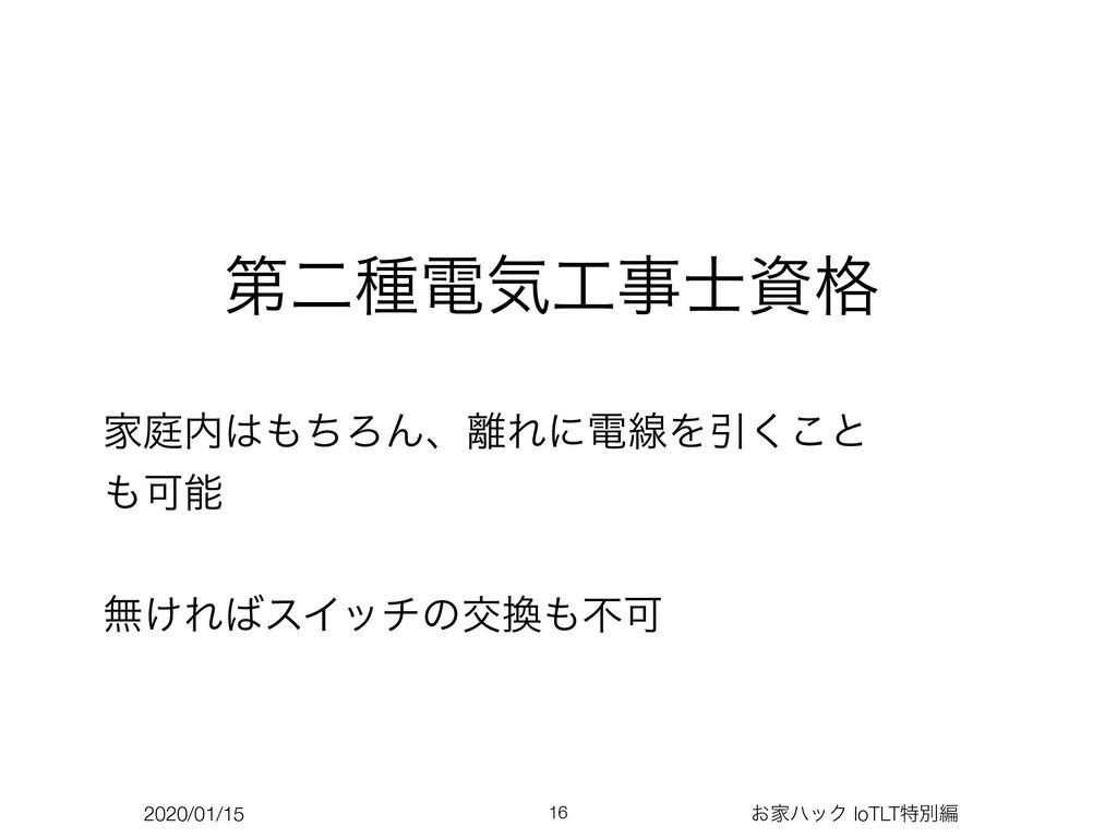 2020/01/15 ͓ՈϋοΫ IoTLTಛผฤ ୈೋछిؾ֨ ՈఉͪΖΜɺ...