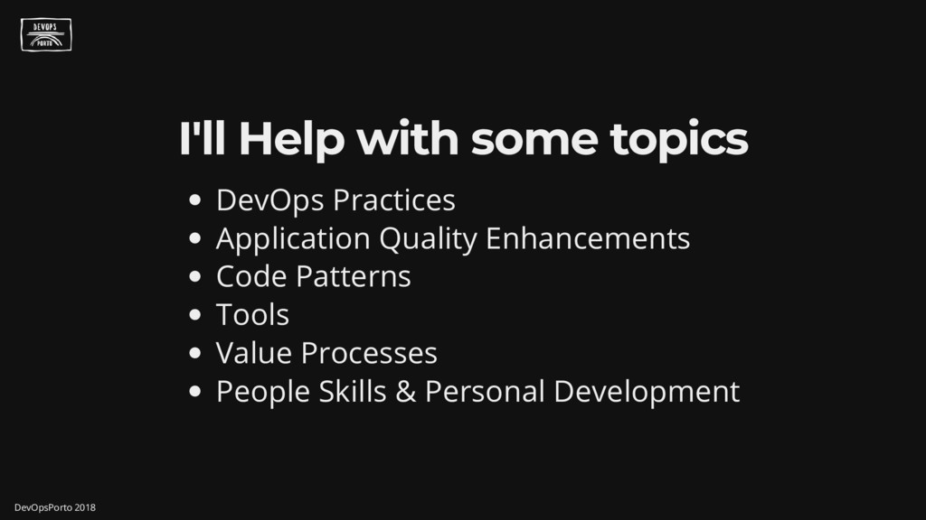 I'll Help with some topics DevOps Practices App...