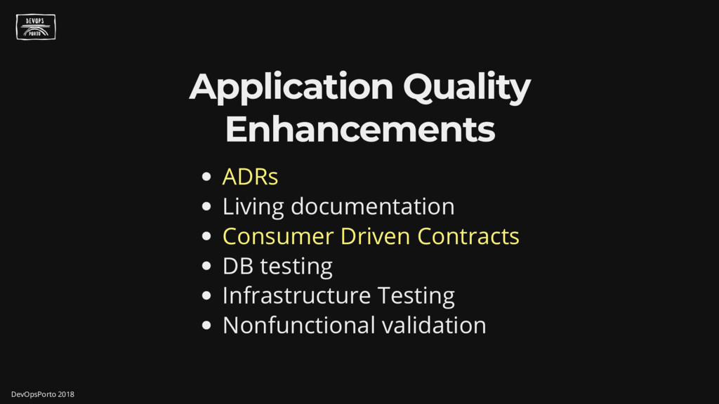 Application Quality Enhancements ADRs Living do...