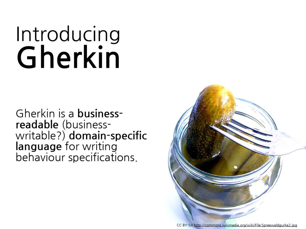 Gherkin