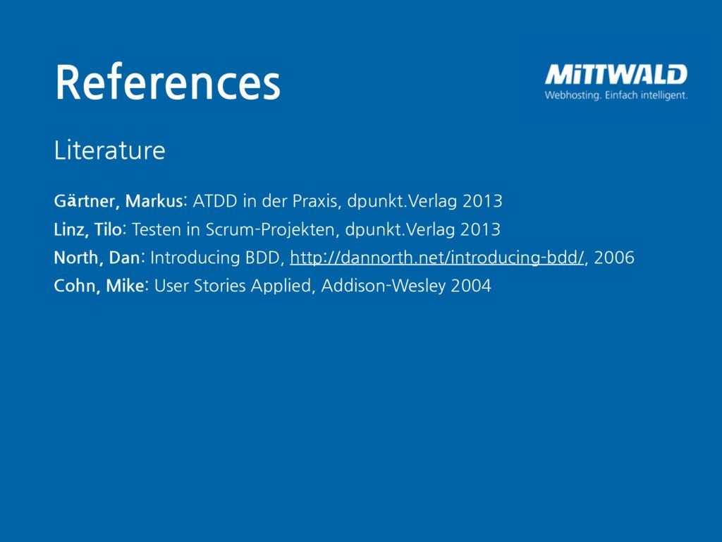 References Gärtner,
