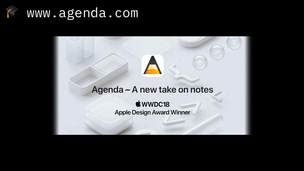 www.agenda.com
