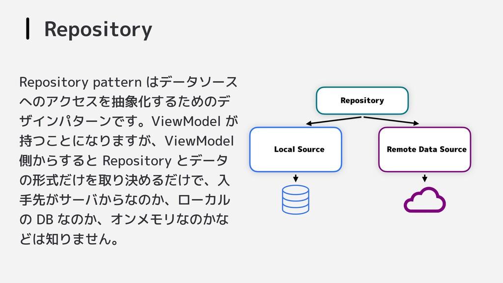 Repository Repository Local Source Remote Data ...