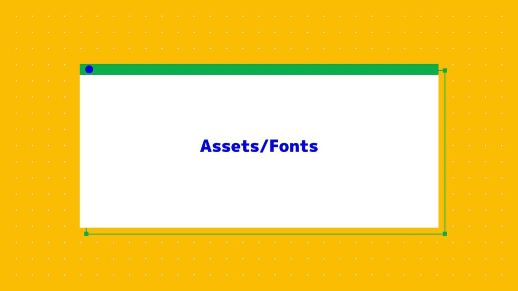 Assets/Fonts