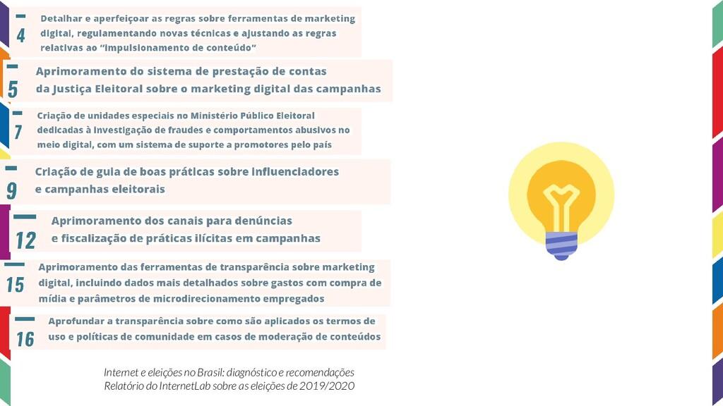 Internet e eleições no Brasil: diagnóstico e re...