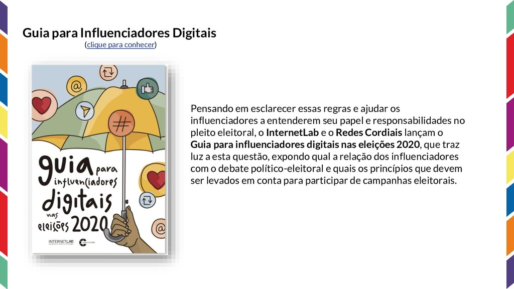 Guia para Influenciadores Digitais (clique para...