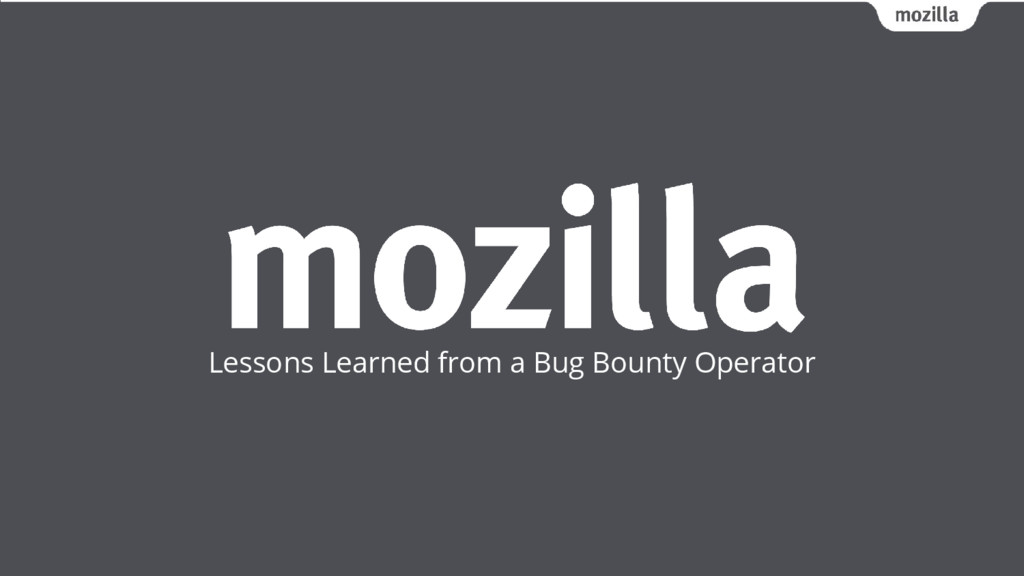 Lessons Learned from a Bug Bounty Operator