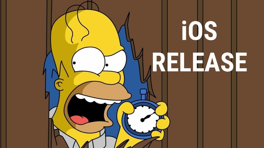 iOS RELEASE