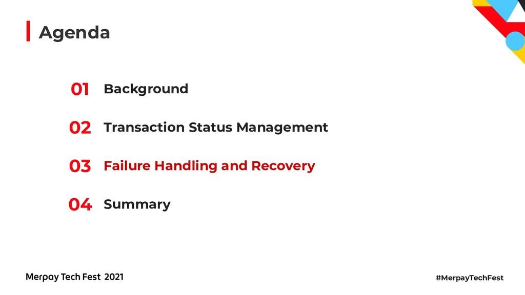 #MerpayTechFest Agenda Background Transaction S...