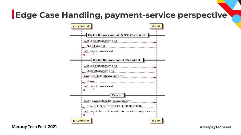 #MerpayTechFest Edge Case Handling, payment-ser...
