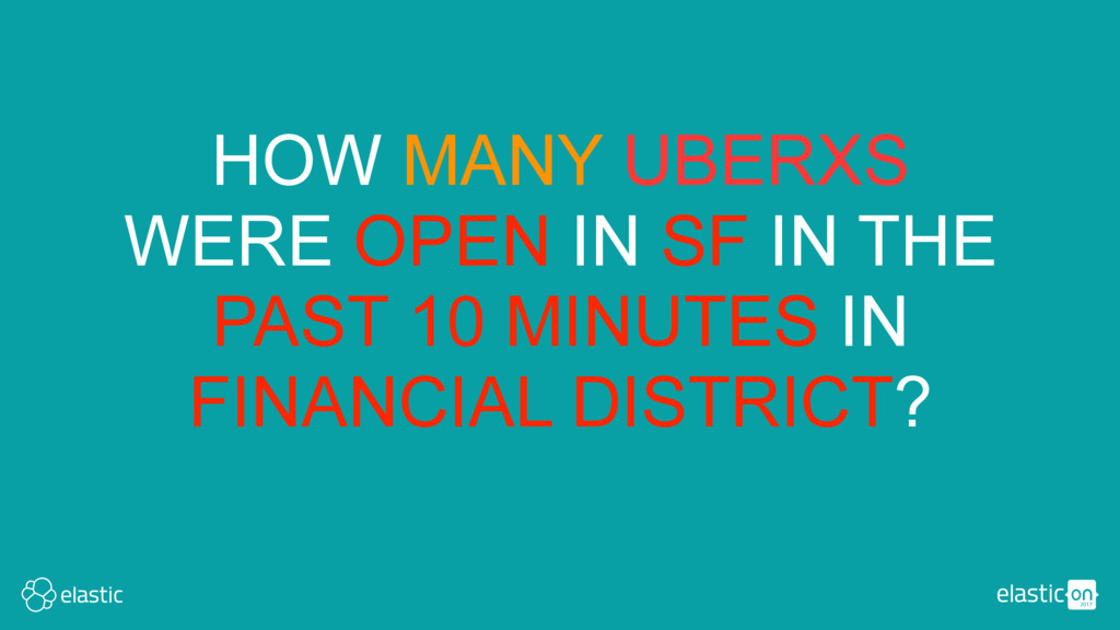 HOW MANY UBERXS WERE OPEN IN SF IN THE PAST 10 ...