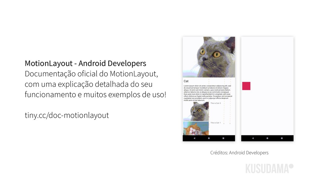 MotionLayout - Android Developers Documentação ...