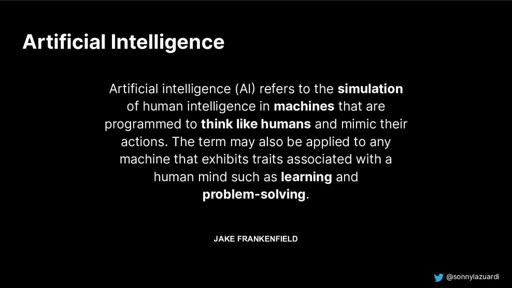 @sonnylazuardi Artificial Intelligence Artifici...
