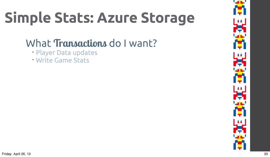 Simple Stats: Azure Storage What Transactions d...