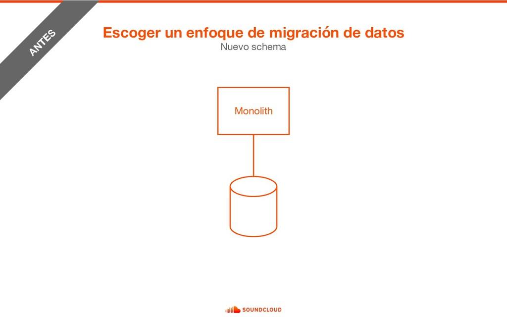 Escoger un enfoque de migración de datos Nuevo ...
