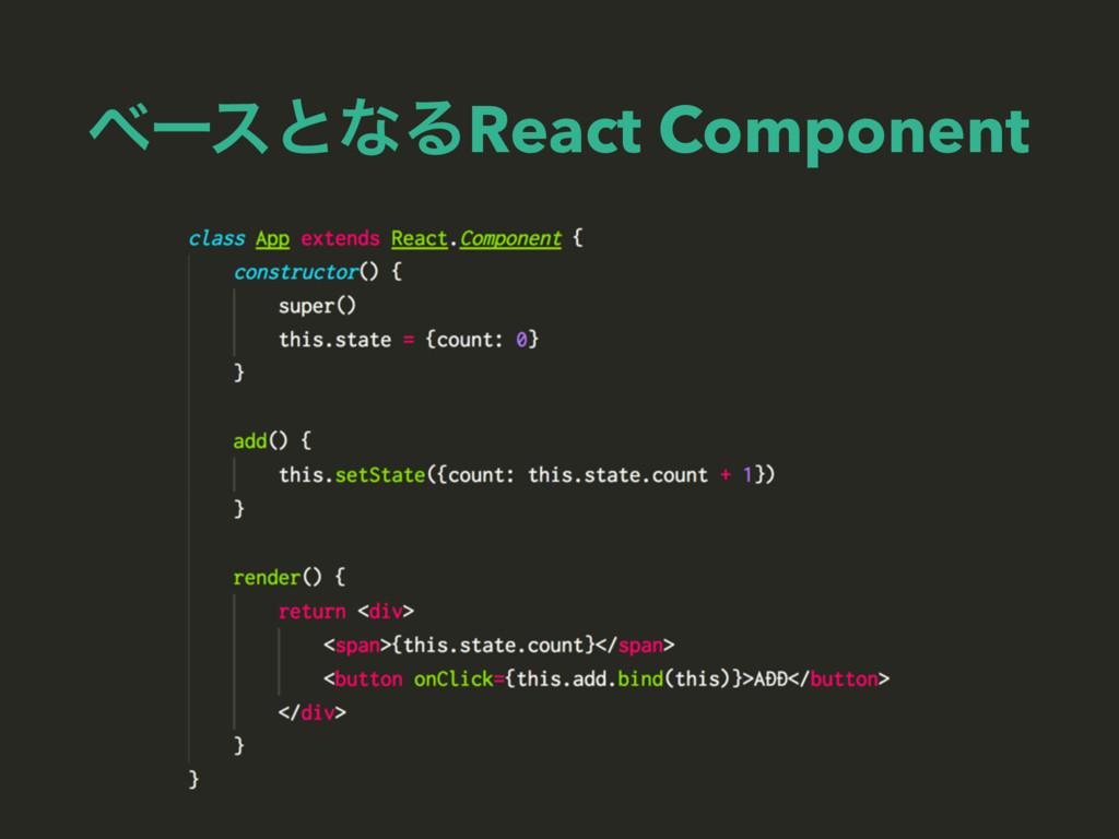 ϕʔεͱͳΔReact Component