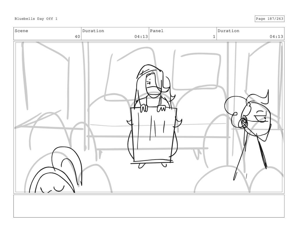 Scene 40 Duration 04:13 Panel 1 Duration 04:13 ...
