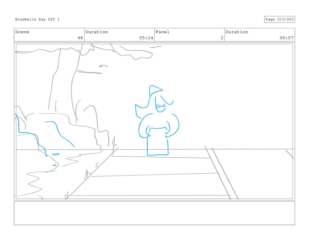 Scene 48 Duration 05:14 Panel 2 Duration 00:07 ...