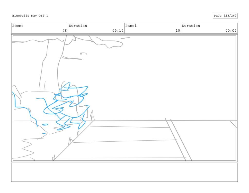 Scene 48 Duration 05:14 Panel 10 Duration 00:05...