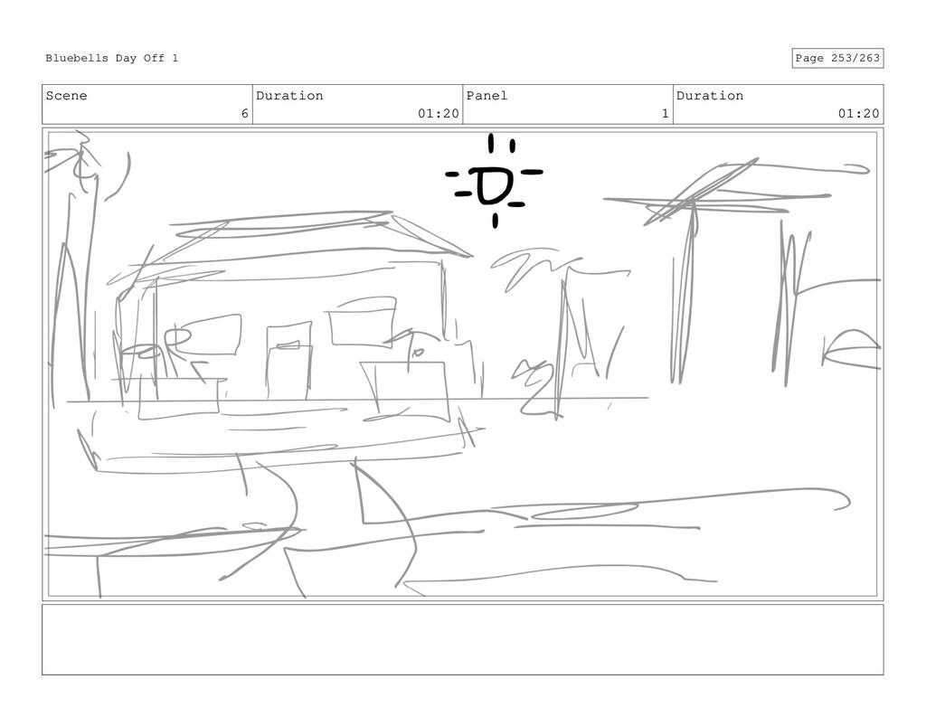 Scene 6 Duration 01:20 Panel 1 Duration 01:20 B...