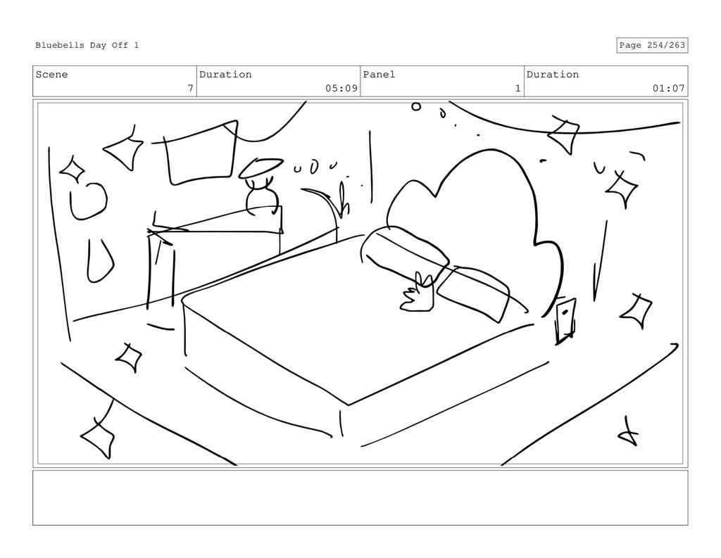 Scene 7 Duration 05:09 Panel 1 Duration 01:07 B...