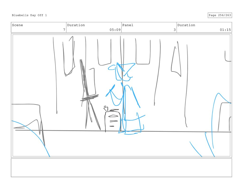 Scene 7 Duration 05:09 Panel 3 Duration 01:15 B...