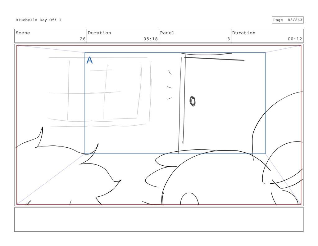 Scene 26 Duration 05:18 Panel 3 Duration 00:12 ...