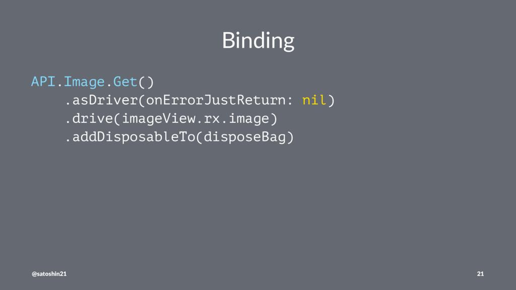 Binding API.Image.Get() .asDriver(onErrorJustRe...