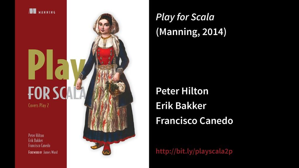 M A N N I N G Peter Hilton Erik Bakker Francisc...