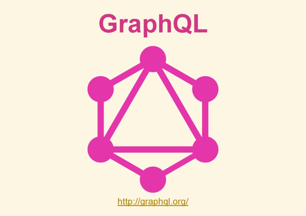 GraphQL http://graphql.org/