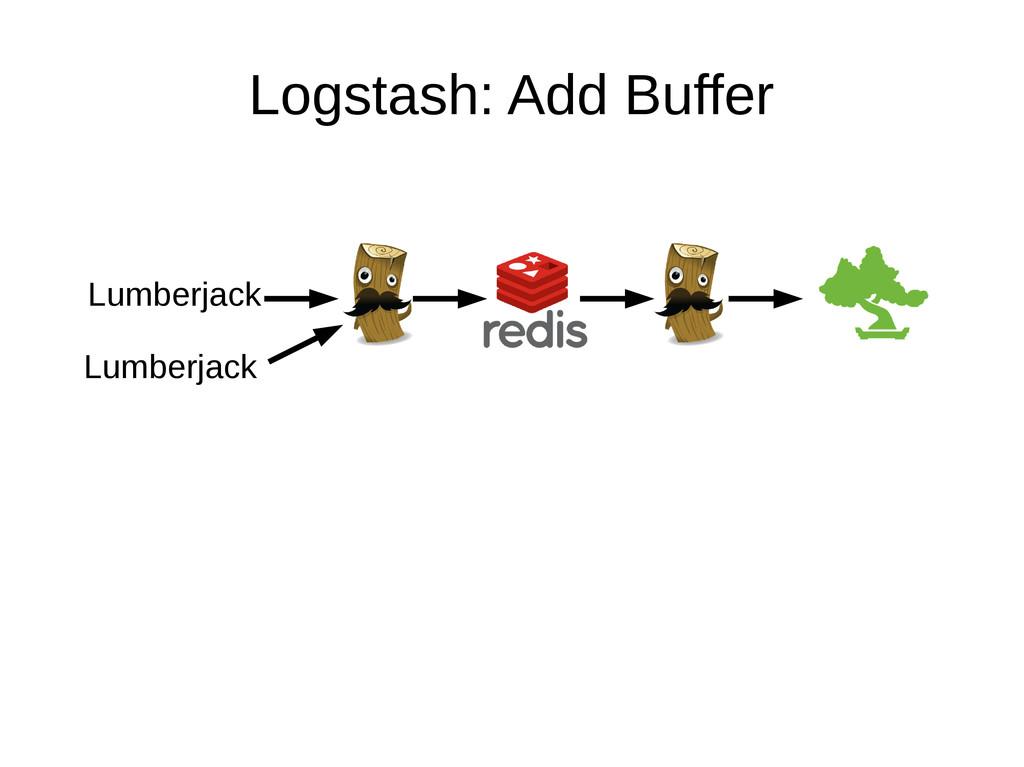 Logstash: Add Buffer Lumberjack Lumberjack