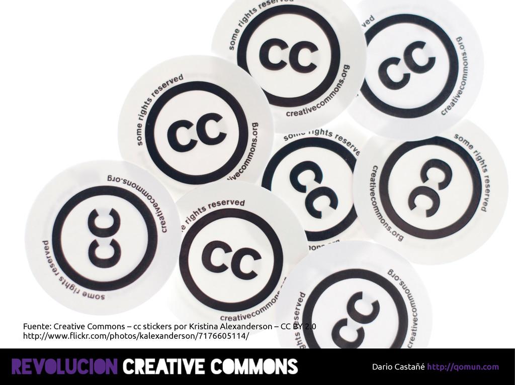 Dario Castañé http://qomun.com Fuente: Creative...