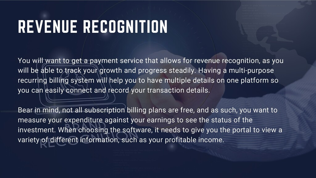 You will want to get a payment service that all...