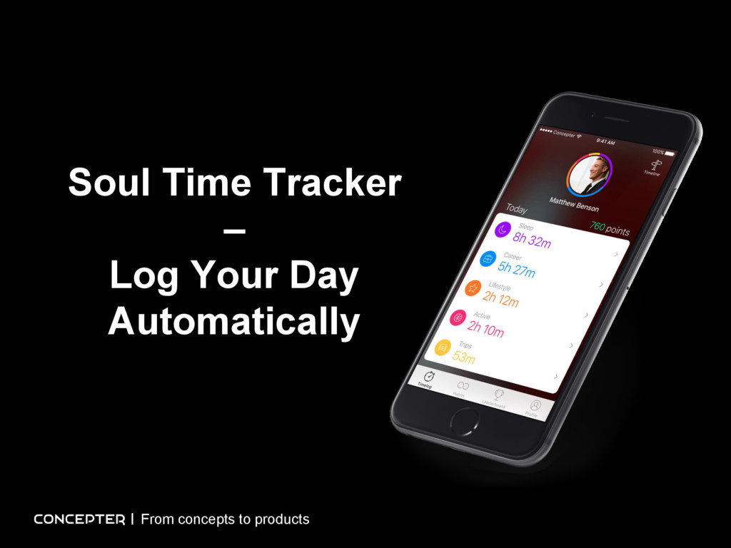 Soul Time Tracker – Log Your Day Automatically ...